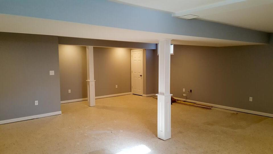 basement hvac system